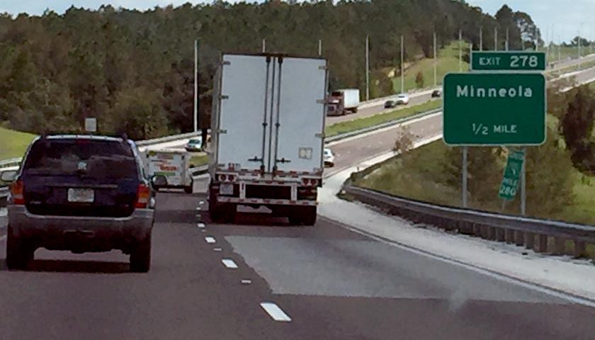 Florida's Turnpike Exit 278 Map & Info