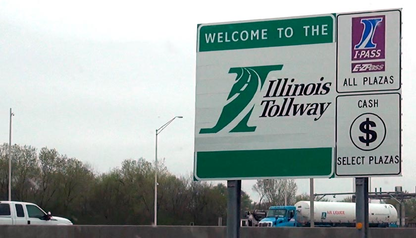 Illinois toll classes, payments and fines.