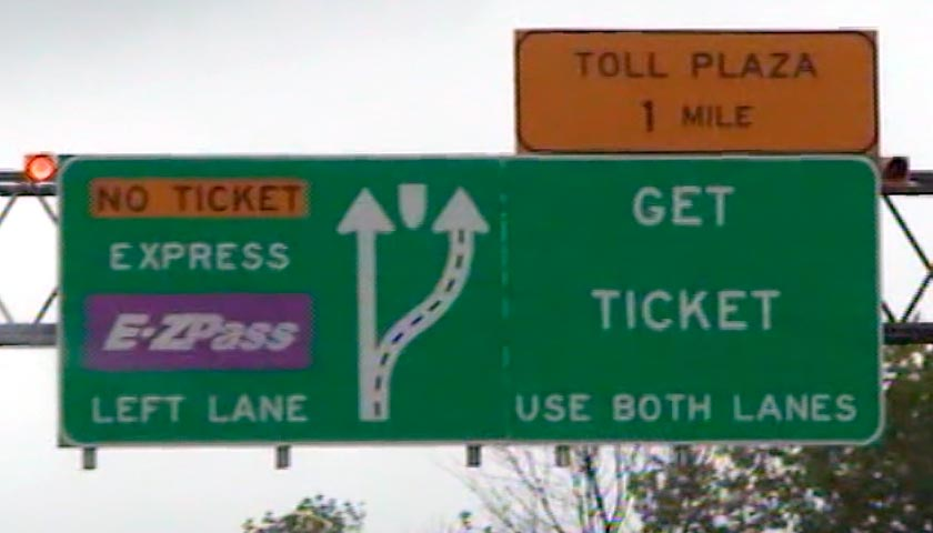 Pennsylvania E-ZPass information