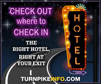 The right hotel, right at your exit