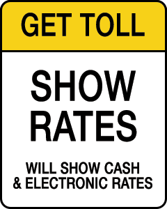show toll rates