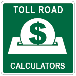 Toll Roads In Chicago Map.Select An Illinois Toll Road For Calculator