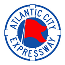 Atlantic City Expressway guide marker