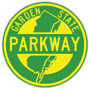 Garden State Parkway guide marker