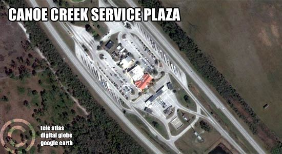 Canoe Creek Service Plaza