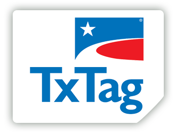 Texas TxTag information