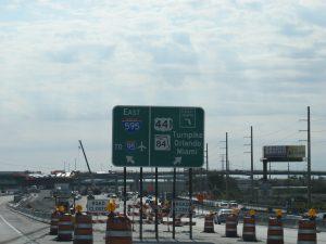 I-595 - Florida's Turnpike Construction
