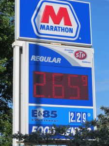Gas prices have surged an average 36% since the end of January, when prices hit their low point.