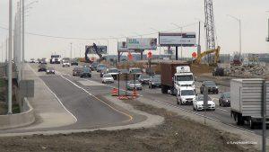 Illinois Tollway construction