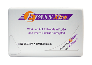 E-Pass Xtra transponder unit