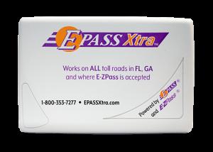 E-Pass Xtra transponder unit